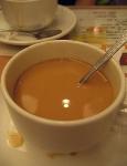Cafe au condensed lait.